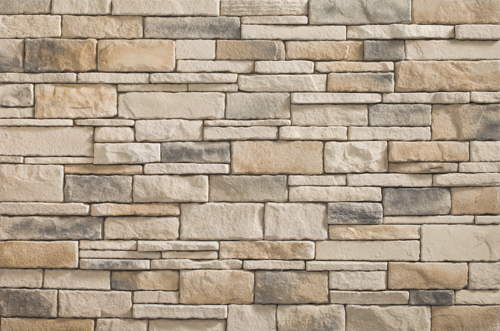 ProVia Dry Stack Manufactured Stone