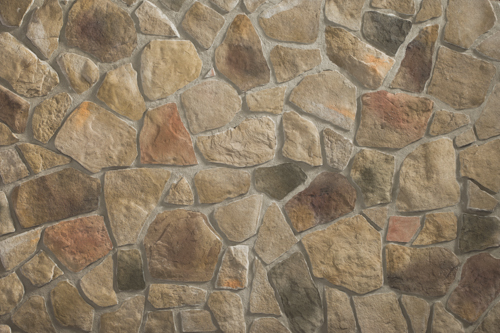 ProVia Fieldstone Manufactured Stone