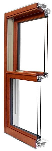 ProVia Aeris Double Hung WIndow
